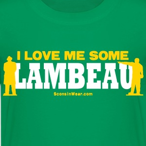 I Love Me Some Lambeau Kids' Shirts - Kids' Premium T-Shirt