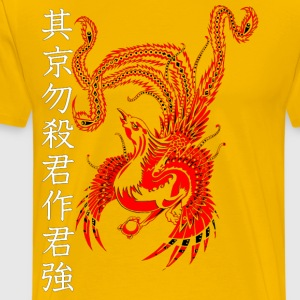 tribal_phoenix T-Shirts - Men's Premium T-Shirt