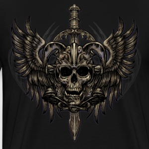 Crest of Grindmar - Men's Premium T-Shirt
