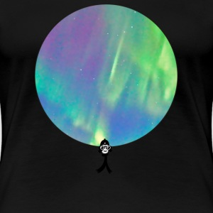 Northern lights hunter - Women's Premium T-Shirt