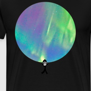Northern lights hunter - Men's Premium T-Shirt