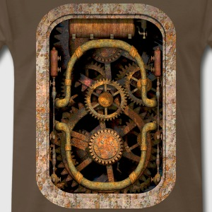 Steampunk Mystery Machinery Steampunk T-shirts - Men's Premium T-Shirt