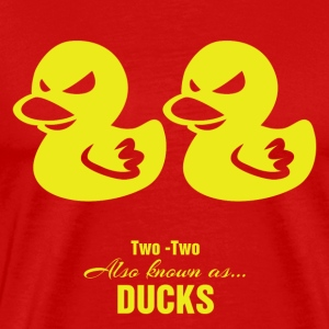 Ducks - Men's Premium T-Shirt