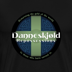 Dannsekjold Repossessions - Men's Premium T-Shirt