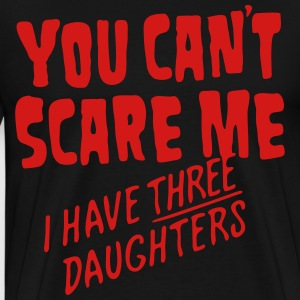 Three Daughters! - Men's Premium T-Shirt