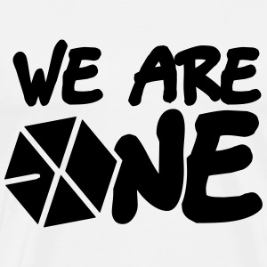 EXO - We Are One (Black) Shirt - Men's Premium T-Shirt