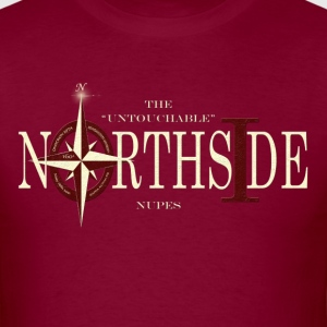 Northside Nupes - Men's T-Shirt