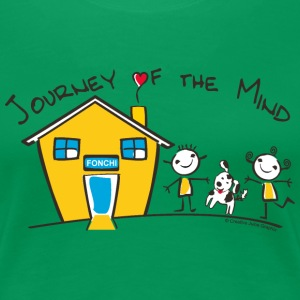 Journey of the Mind - Women's Premium T-Shirt