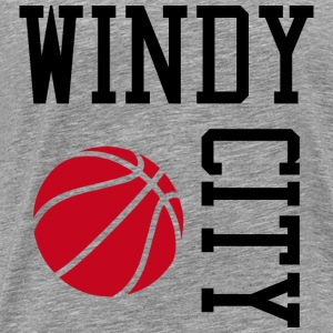 Windy City 2 T-Shirts - Men's Premium T-Shirt