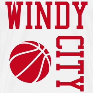 Windy City T-Shirts - Men's Premium T-Shirt
