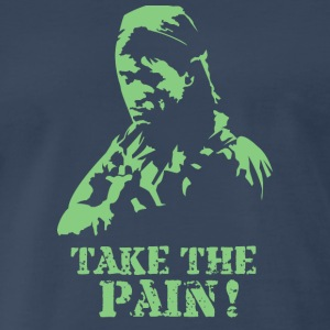 Sgt. Barnes from Platoon - Men's Premium T-Shirt