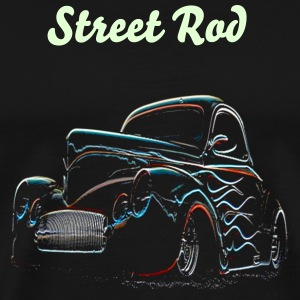 Willys Street Rod - Men's Premium T-Shirt