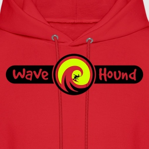Wave Hound Hooded Sweatshirt - Men's Hoodie