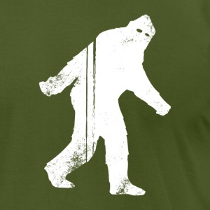 Bigfoot - Mens AA Tee - Men's T-Shirt by American Apparel