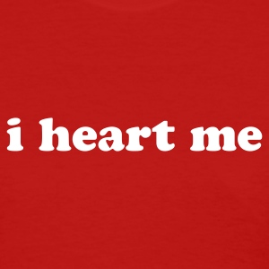 i heart me - Women's T-Shirt