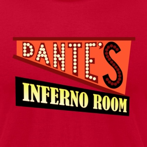 Dante's Inferno Room-Beetlejuice - Men's T-Shirt by American Apparel