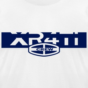 XR4Ti Crew - Men's T-Shirt by American Apparel