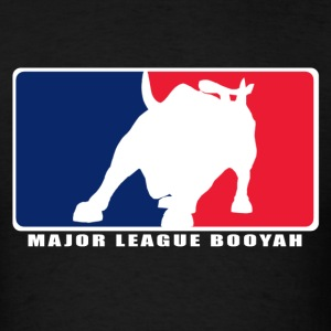 Major League Booyah Men's Standard Weight T-Shirt - Men's T-Shirt