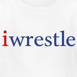 iwrestle - Kids' T-Shirt
