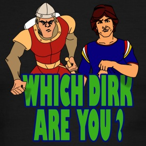 Which Dirk Are You? - Men's Ringer T-Shirt