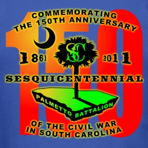 South Carolina's 150th Anniversary Tee - Men's T-Shirt