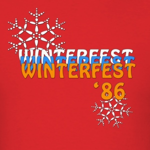 Winterfest 86 - Men's T-Shirt