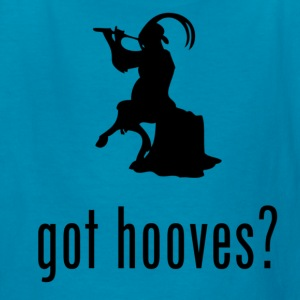 Got Hooves? - Kids' T-Shirt