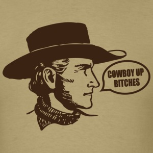 Cowboy Bitches - Men's T-Shirt
