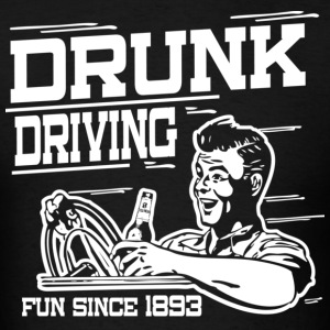 Drunk Driving - Men's T-Shirt