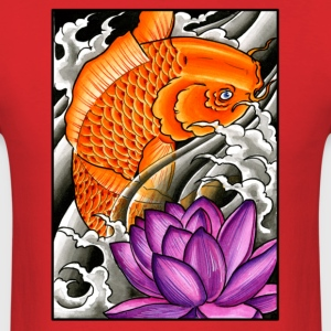 Koi 2 - Men's T-Shirt