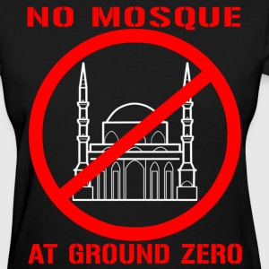 Mo Mosque at Ground Zero - Women's T-Shirt