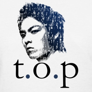 Big Bang - T.O.P Typography - Women's T-Shirt