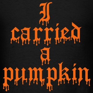 Halloween pumpkin t-shirt - Men's T-Shirt