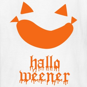 Halloween pumpkin t-shirt - Kids' T-Shirt