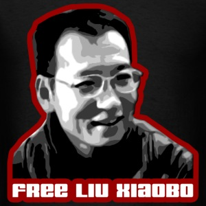 Free Liu Xiaobo - Men's T-Shirt