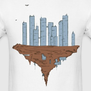 Floating City - Men's T-Shirt
