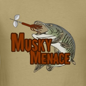 Men's t-shirt Musky Menace | Digimani - Men's T-Shirt