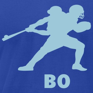 Kansas City Bo (American Apparel) - Men's T-Shirt by American Apparel
