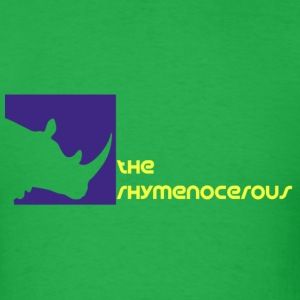 the Rhymenocerous - Men's T-Shirt