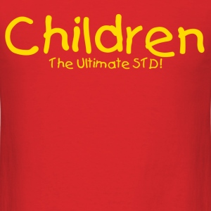 Children Ultimate STD! T-Shirt - Men's T-Shirt