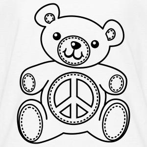 Teddy Bear Coloring T-shirt T-Shirt | Spreadshirt