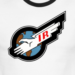 International Rescue - Men's Ringer T-Shirt