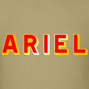 Ariel motorcycles script - Men's T-Shirt