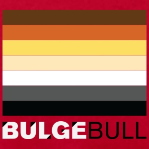 BULGEBULL BEARS - Men's T-Shirt by American Apparel