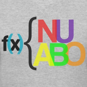 f(x) - NU ABO - Women's V-Neck T-Shirt