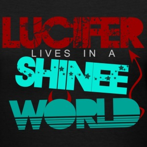 SHINee - Lucifer - Women's V-Neck T-Shirt
