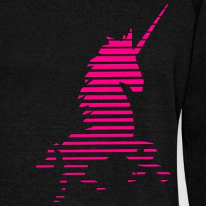 Acid Unicorn Women's Wideneck Sweatshirt - Women's Wideneck Sweatshirt
