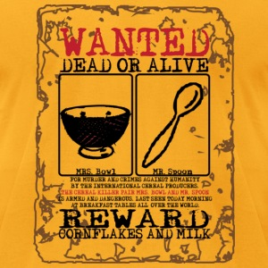 Cereal Killer T-Shirts - Men's T-Shirt by American Apparel