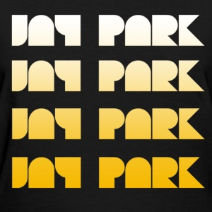 Jay Park - Yellow Gradient - Women's T-Shirt