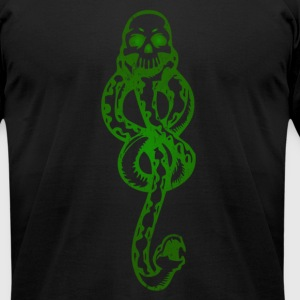 The Dark Mark - Men's T-Shirt by American Apparel